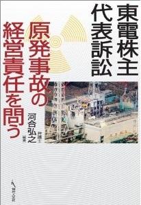 東電株主代表訴訟 原発事故の経営責任を問う (河合弘之)