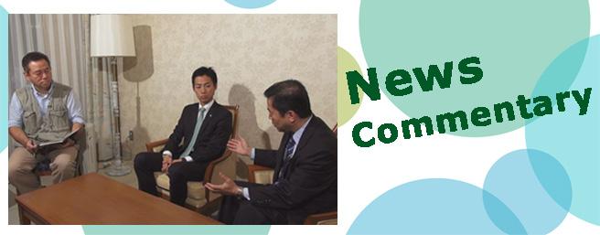 主張すべきことは主張できたと思う・被告人質問を終えて藤井市長が生出演